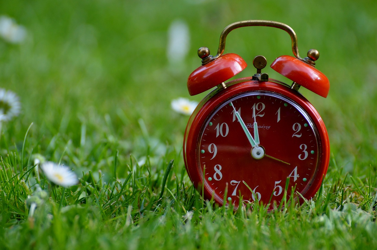How to not freak out about running out of time