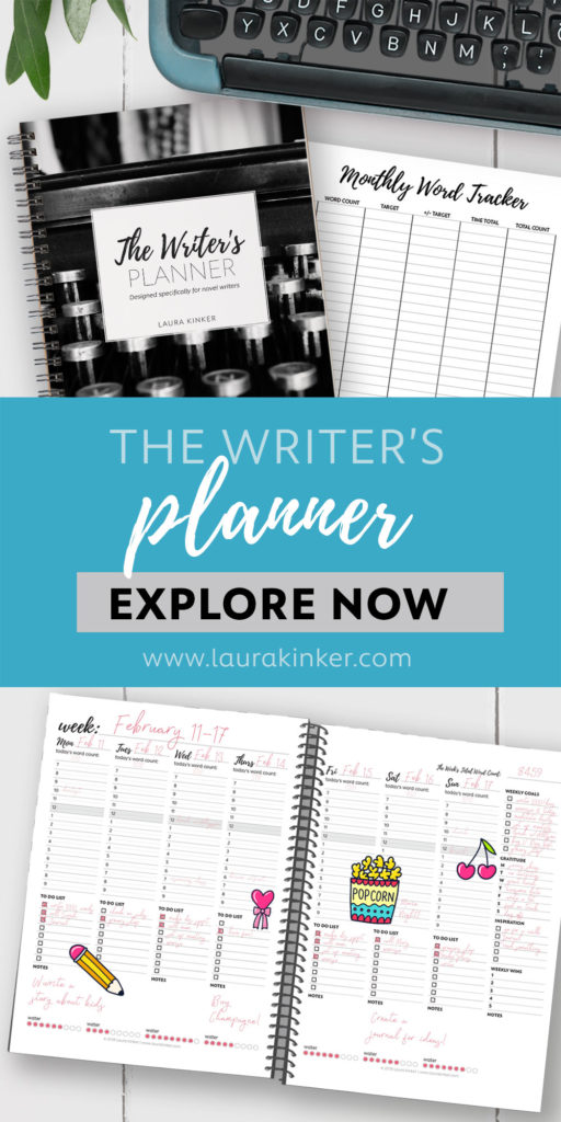The Writer's Planner