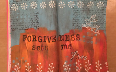 Forgiveness sets me free
